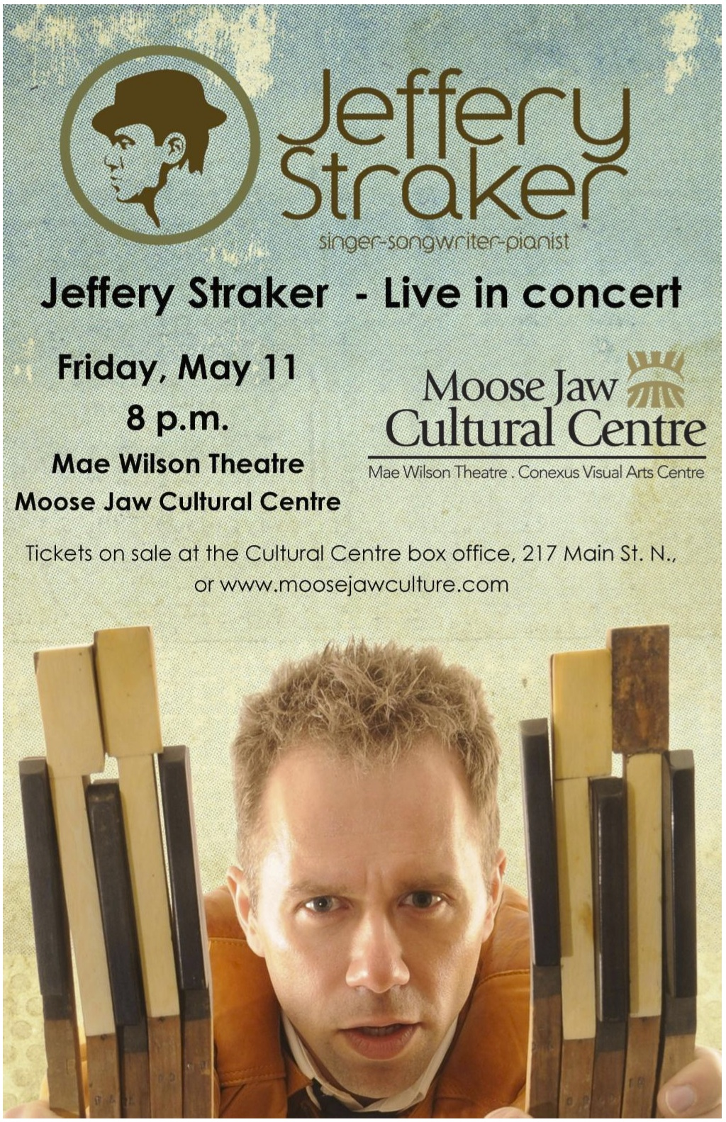 Jeffery Straker in Moose Jaw