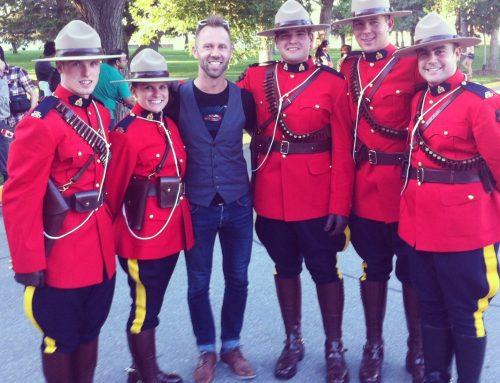 Canada Day in Regina SK