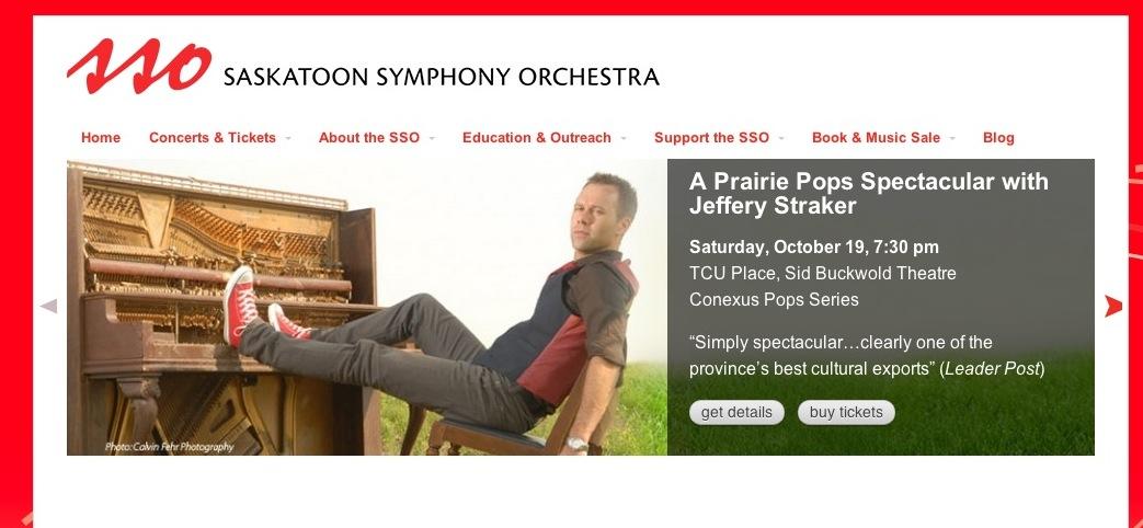 Sask Symphony Orchestra