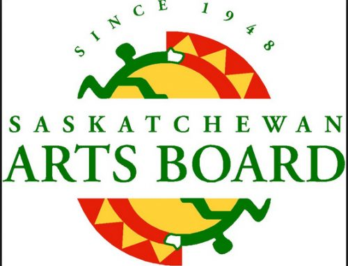 Big thanks to the Sask Arts Board & SaskMusic
