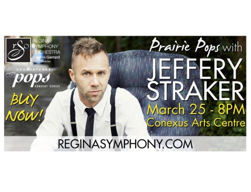 Big show with the Regina Symphony Orchestra-March 25