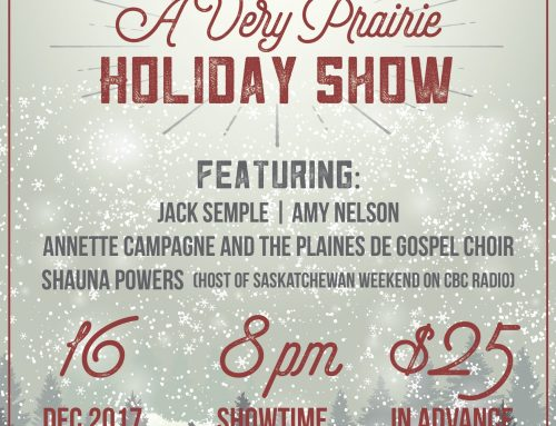 Holiday Shows – Watrous SK, Richmond Hill ON, Regina SK