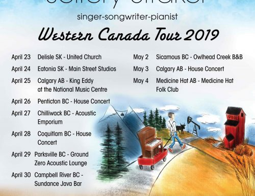 Saskatchewan, Alberta and BC Tour
