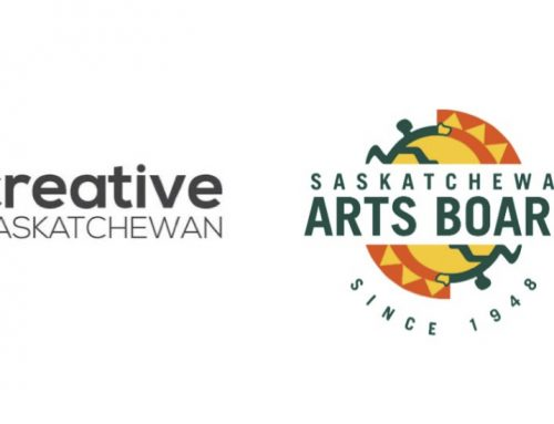 Thanks for the support – Saskatchewan Arts Board and Creative Saskatchewan
