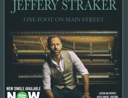 "New song out now – ""One Foot on Main Street"""