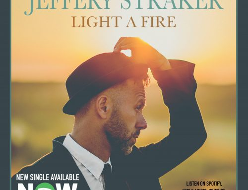 "New single – ""Light A Fire"" – have a listen"
