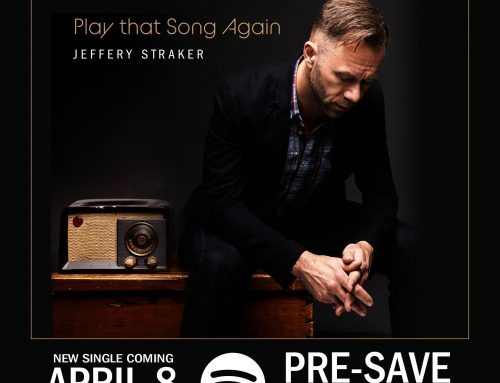 "Pre-save the new single ""Play That Song Again"""
