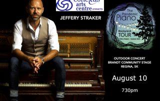 Jeffery Straker Conexus Arts Centre