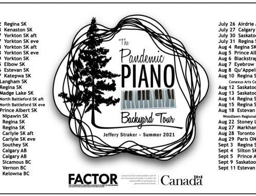 Pandemic Piano Backyard Tour